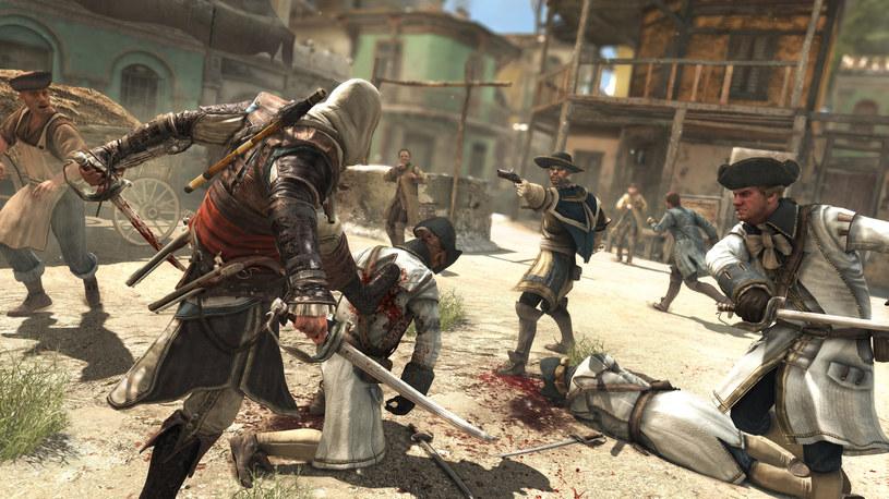 Assassin's Creed IV: Black Flag /materiały prasowe