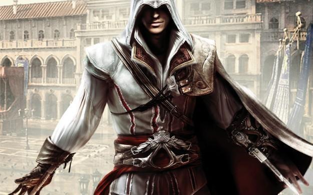 Assassin's Creed - motyw graficzny /Informacja prasowa