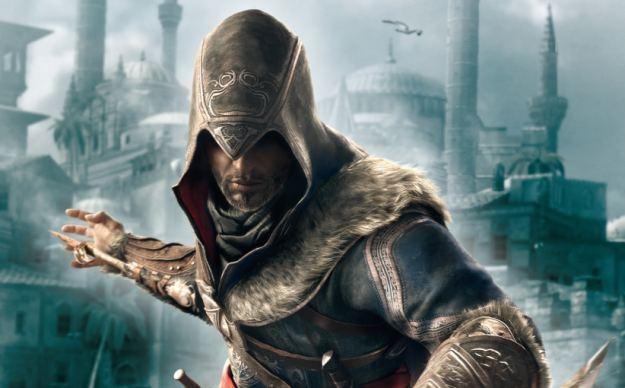 Assassin's Creed: Objawienia - fragment okładki książki /Informacja prasowa