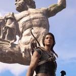 Assassin's Creed Odyssey pozwala wspiąć się na kamiennego penisa