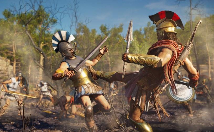 Assassin's Creed Odyssey /materiały prasowe