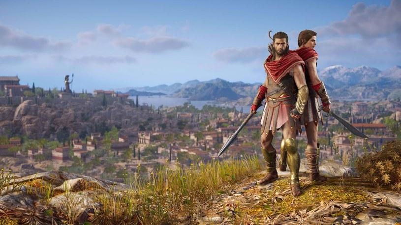 Assassin's Creed: Odyssey /materiały prasowe