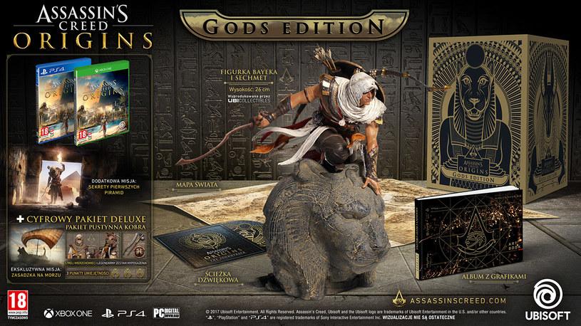 Assassin's Creed: Origins /materiały prasowe