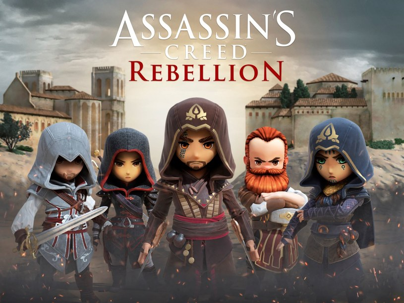 Assassin's Creed Rebellion /materiały prasowe