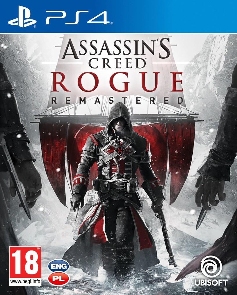 Assassin's Creed Rogue /materiały prasowe