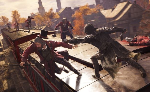 Assassin's Creed Syndicate /materiały prasowe