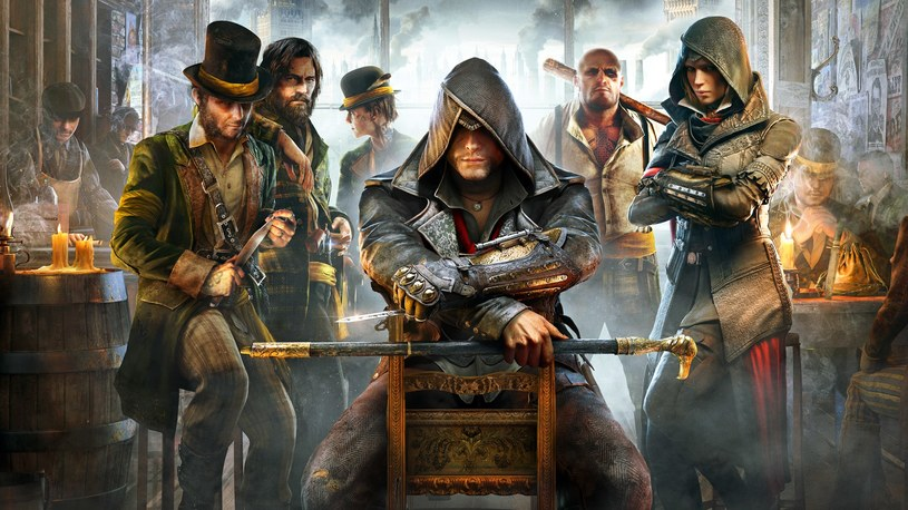 Assassin's Creed Syndicate /materiały prasowe