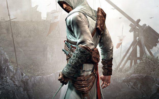 Assassin's Creed: Tajemna Krucjata - fragment okładki książki /Informacja prasowa