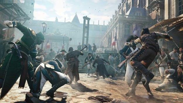 Assassin's Creed: Unity /materiały prasowe
