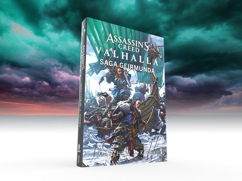 Assassin's Creed: Valhalla. Saga Geirmunda /materiały prasowe