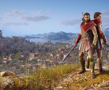 Assassin's Creed Odyssey z najemnikami rodem z Mordoru