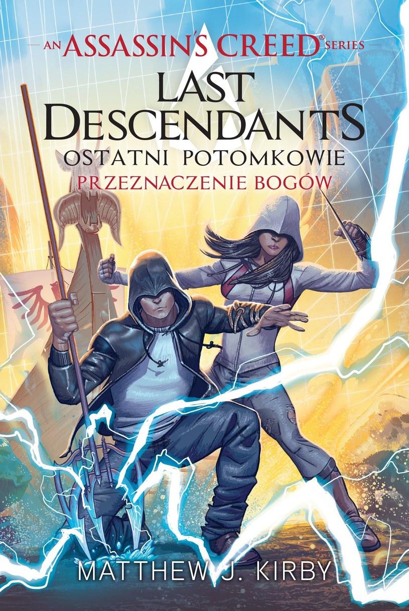 Assassin's Creed. Ostatni potomkowie /materiały prasowe