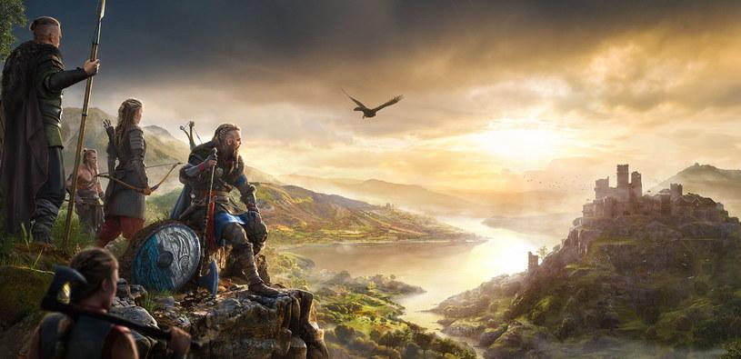 """Assassin's Creed Valhalla - jedna z gier ze znaczkiem """"Zoptymalizowane dla Xbox Series X"""" /materiały prasowe"""