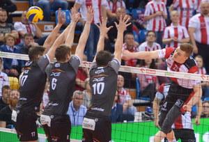 Asseco Resovia - PGE Skra Bełchatów 2:3. Bełchatowianie w finale mistrzostw Polski