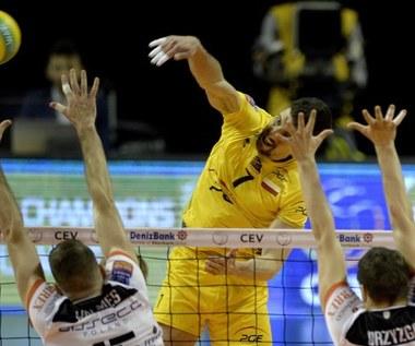 Asseco Resovia - PGE Skra Bełchatów 3:0 w Lidze Mistrzów
