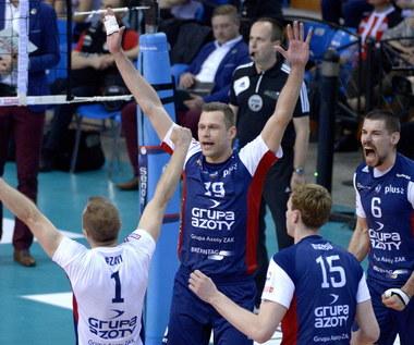 Asseco Resovia - ZAKSA Kędzierzyn-Koźle 0:3 w finale PlusLigi. ZAKSA mistrzem Polski!