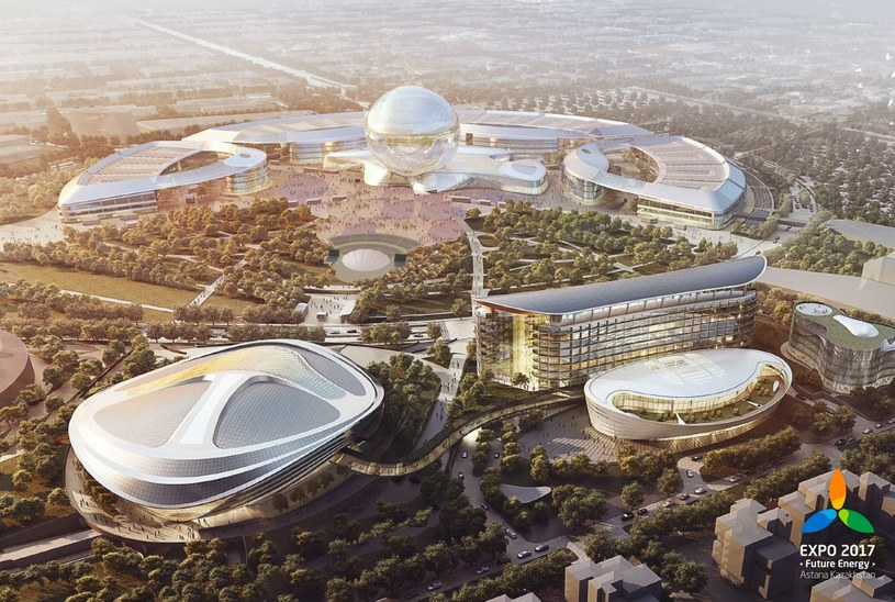 Astana EXPO 2017 / Inf. prasowa /&nbsp
