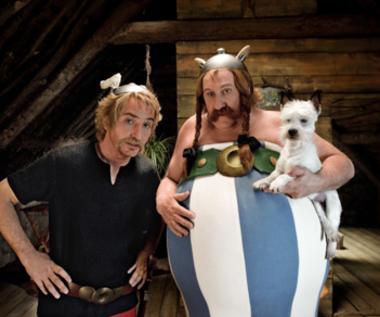 """""""Asterix i Obelix: W służbie Jej Królewskiej Mości"""" [trailer]"""