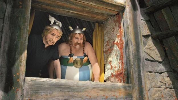 """""""Asterix i Oberix"""" /fot  /materiały prasowe"""