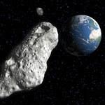 Asteroida na kursie kolizyjnym z Ziemią