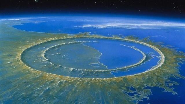Asteroida wywołała niewyobrażalnie wielkie zniszczenia na naszej planecie /materiały prasowe