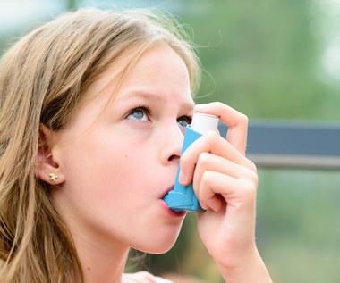 Astma u dziecka. Jak postępować?