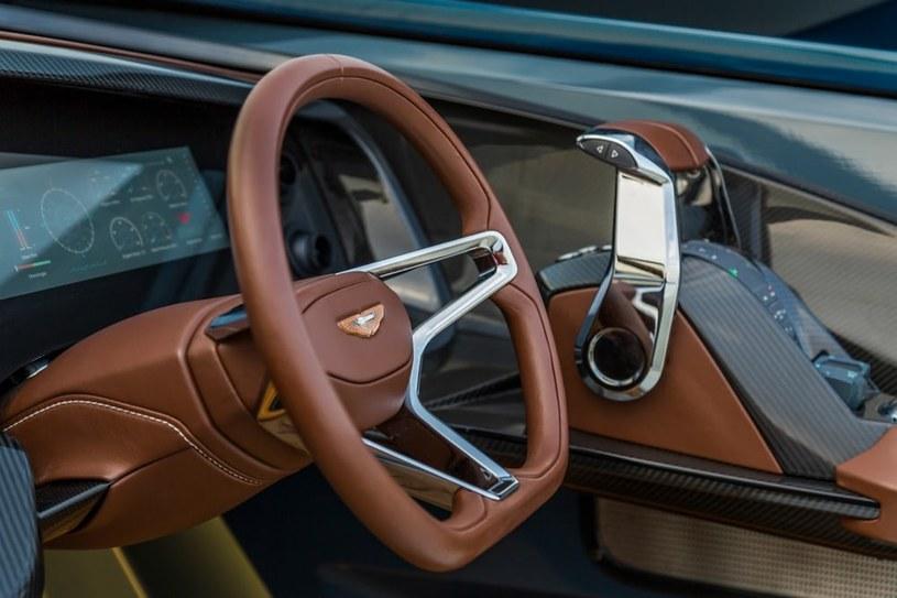 Aston Martin AM37 /materiały prasowe