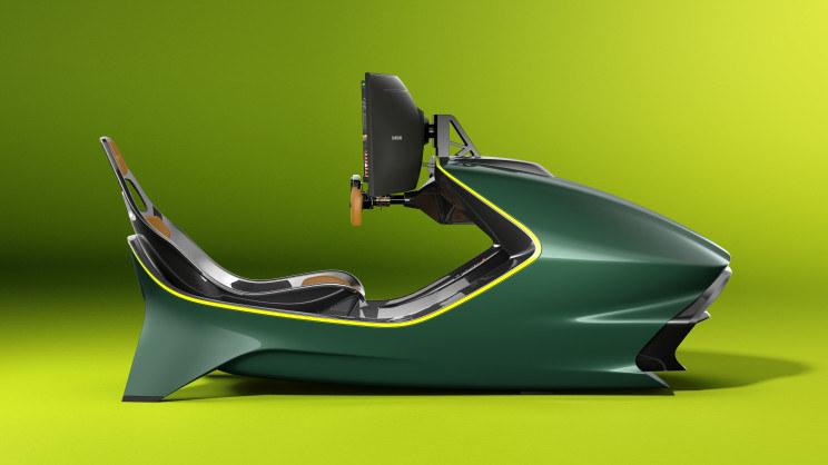 Aston Martin AMR-CO1 /materiały prasowe