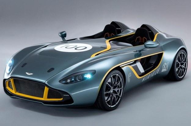 Aston Martin CC100 /