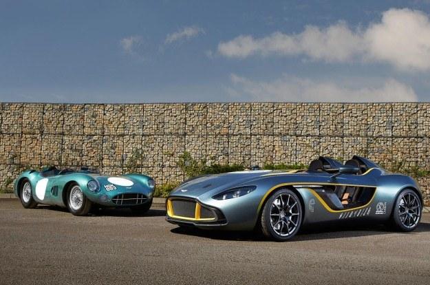 Aston Martin CC100 /INTERIA.PL