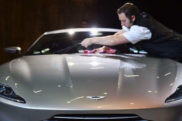 Aston Martin  DB 10 /AFP