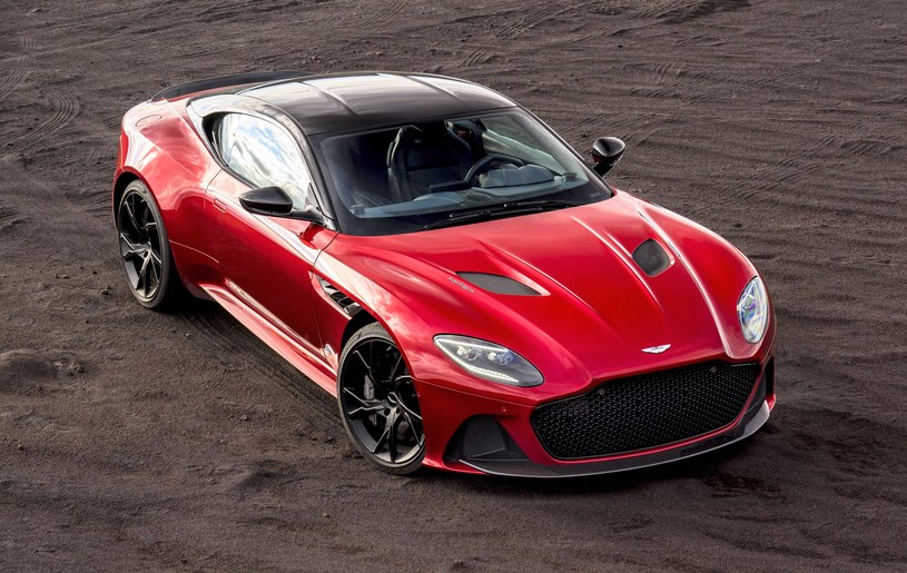 Aston Martin DBS Superleggera /