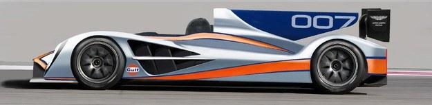 Aston martin klasy LMP1 /