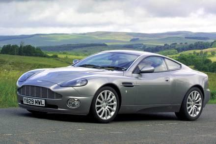 Aston Martin / Kliknij /INTERIA.PL