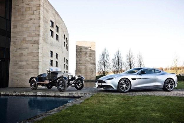 Aston Martin ma już 100 lat /