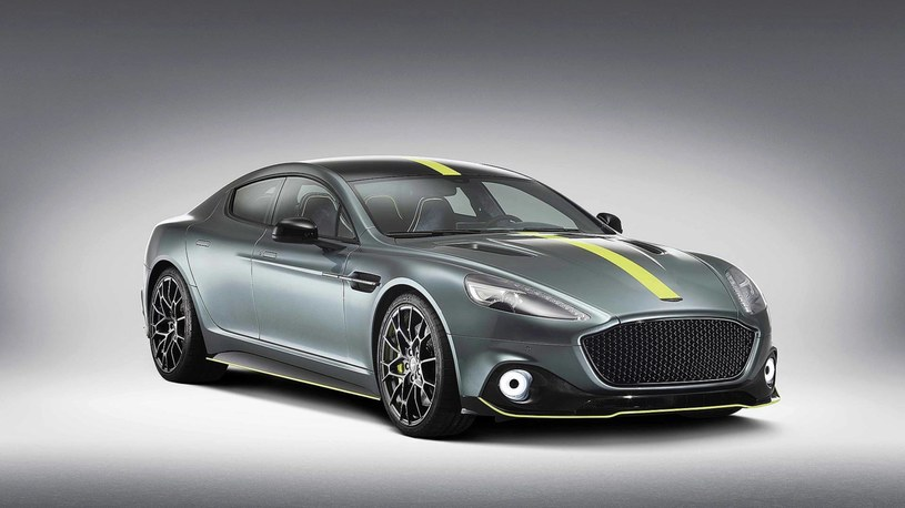 Aston Martin Rapide AMR /