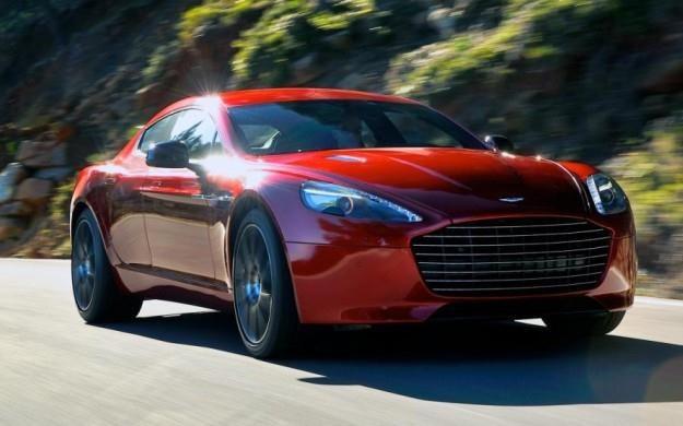 Aston Martin Rapide S /