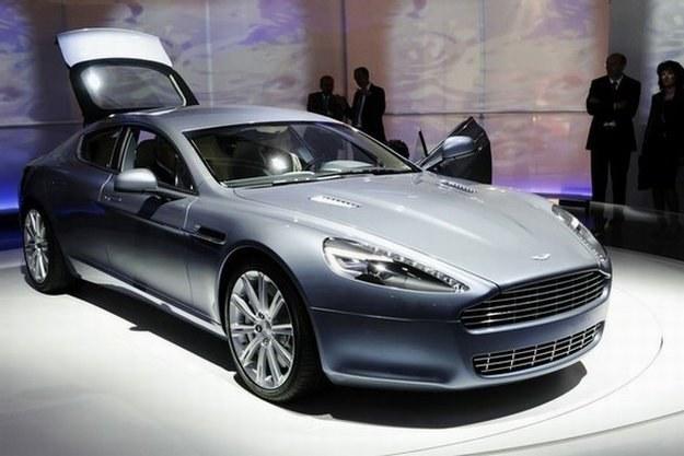 Aston martin rapide - wkrótce do kupienia w Polsce /AFP