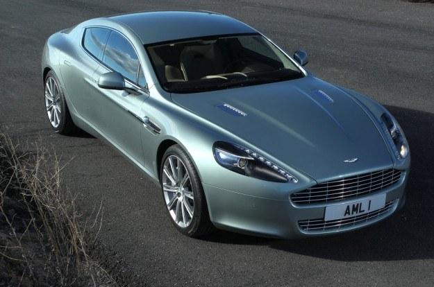 Aston martin rapide /