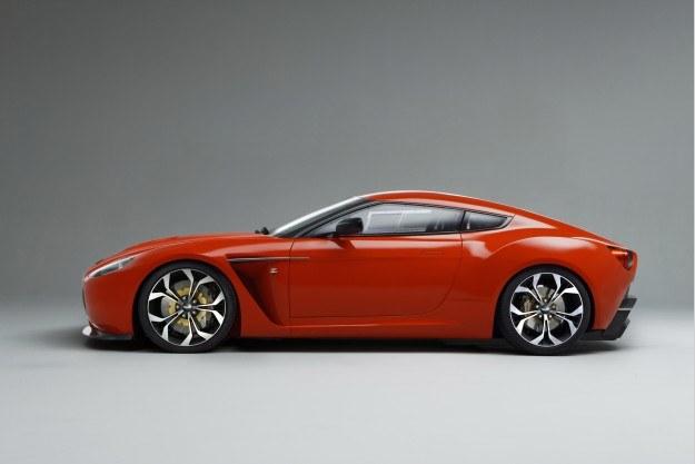 Aston martin V12 zagato /