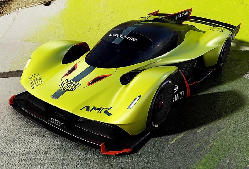 Aston Martin Valkyrie AMR Pro /