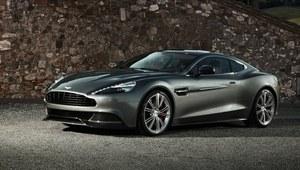 Aston Martin Vanquish - piękna bestia