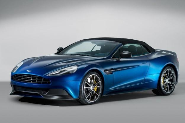 Aston Martin Vanquish Volante /