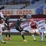 Aston Villa - Leeds United 0-3 w meczu 6. kolejki Premier League. Asysta Klicha