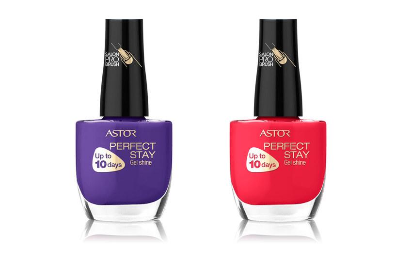 Astor: Tropikalna kolekcja Perfect Stay Gel Shine Nail Polish /materiały prasowe