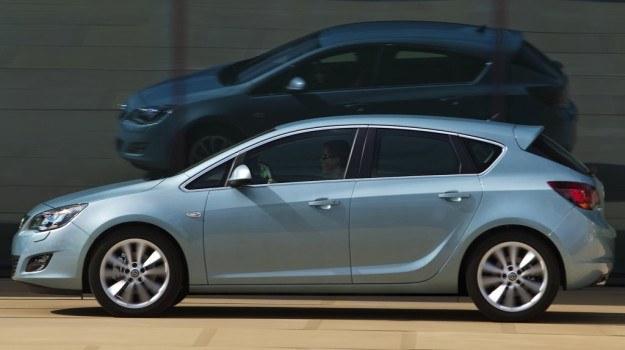 Astra okazała się wyjątkowo mało awaryjna w swojej klasie i grupie przebiegu. /Opel