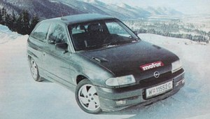 Astra w Tatrach