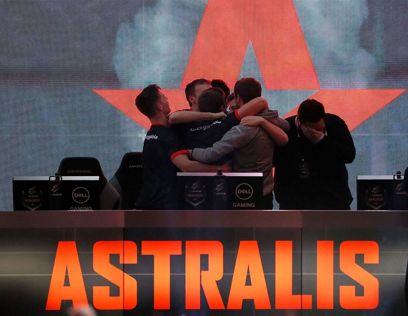 Astralis /AFP