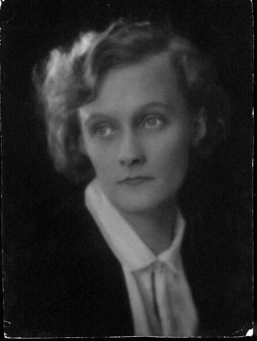 Astrid Ericsson - sekretarka w Sztokholmie w latach dwudziestych /materiały prasowe