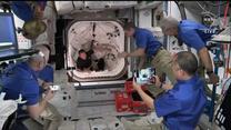 Astronauci SpaceX: Crew Dragon wkraczają na ISS